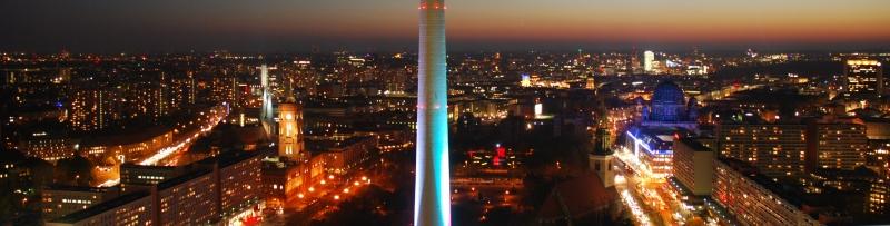 Panoráma Berlína
